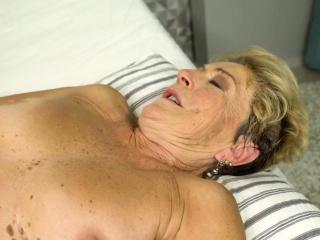 Mature eaten out woman