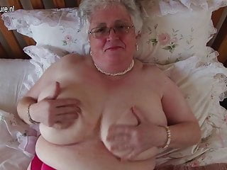 Granny what big tits and a dirty mind