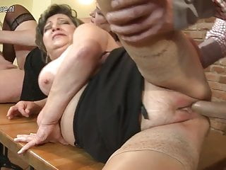 Mature mom MOM and mom fuck not their SON
