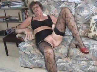 Very very nice older lady