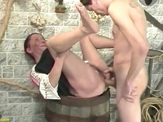 ugly hairy mom banged by stepson