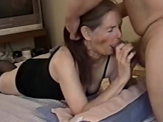 Incredible Amateur, Granny porn video