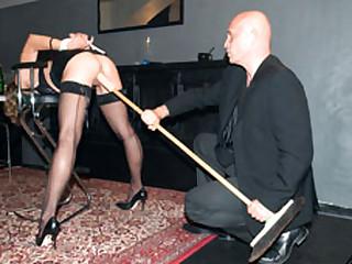 Marga in Amateur German Granny BDSM - FunMovies