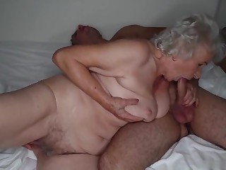 Granny Norma Is Having an Affair
