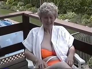Best Outdoor, Grannies xxx clip