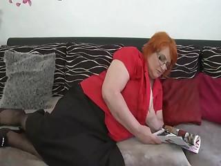 Big Busty granny #1