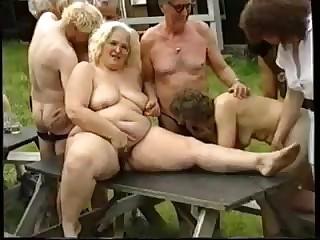 Older Swingers Party #1
