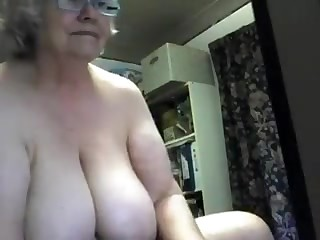 Horny Grannies, BBW sex scene