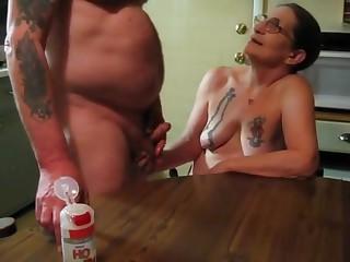 Exotic Masturbation, Amateur sex movie
