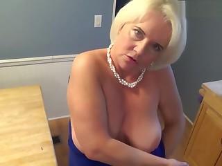 Giantess Gilf Revenge On Husband & Friend